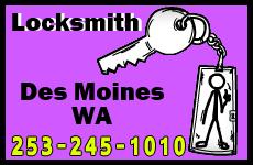 Locksmith-Des-Moines-WA