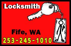 Locksmith-Fife-WA