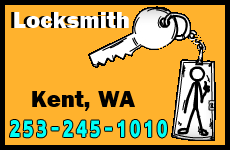 Locksmith-Kent-WA