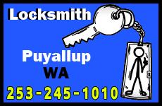 Locksmith-Puyallup-WA